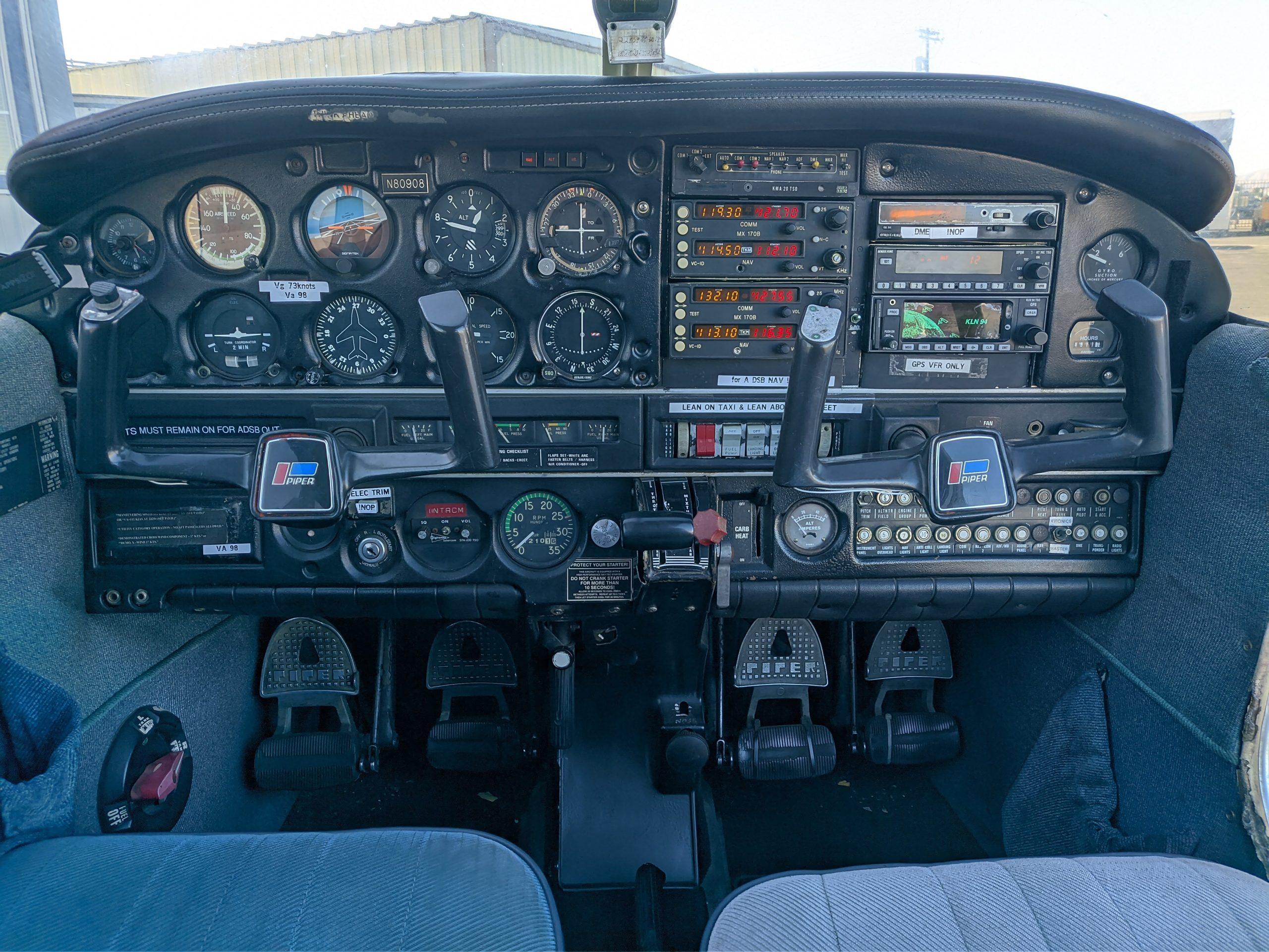 PA-28-161-Panel